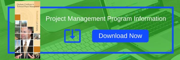 The Citadel Project Management Program