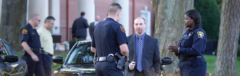 Anderson University Master of Criminal Justice Program