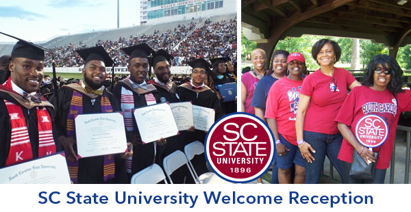 SC State University Welcome Reception