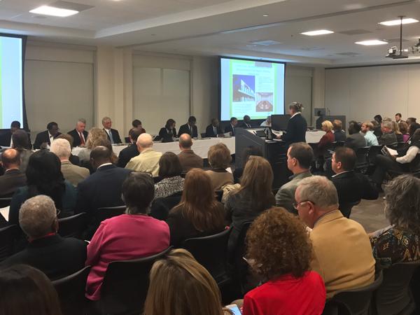 Charleston County Legislative Delegation Meeting