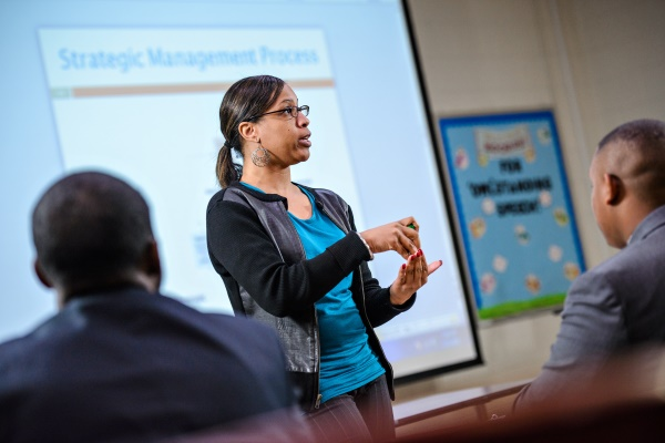 SC State Healthcare Management MBA
