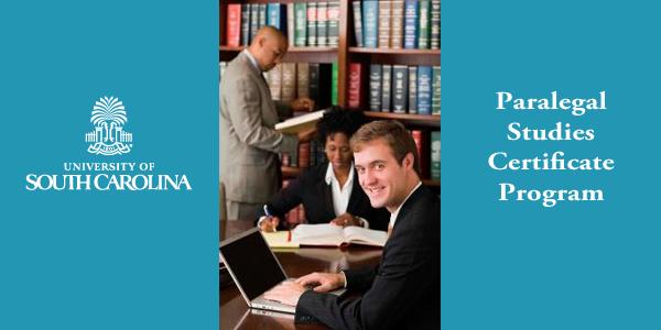 USC Paralegal Studies Certificate
