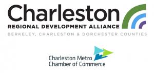 Charleston Metro Chamber of Commerce and the Charleston Regional Development Alliance (CRDA) Logos